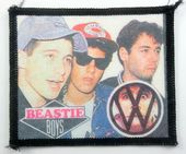 Beastie Boys - 'Group VW' Printed Patch